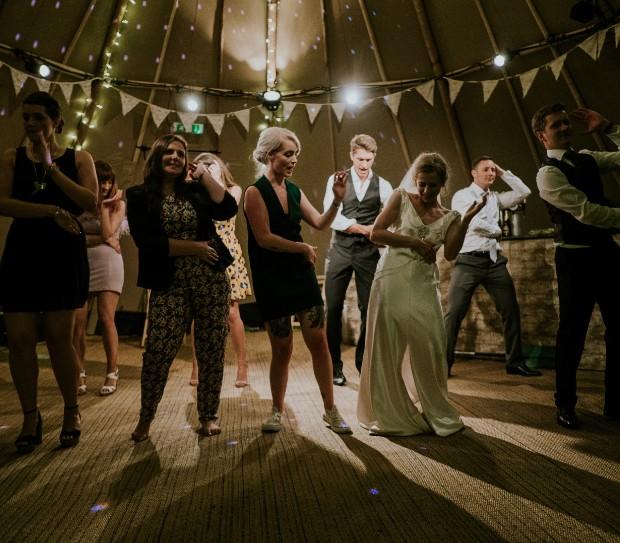 Karims Tanzschule hochzeits gruppenstunde